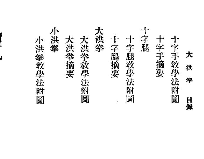 [大洪拳].汤吉人.扫描版电子书下载插图2