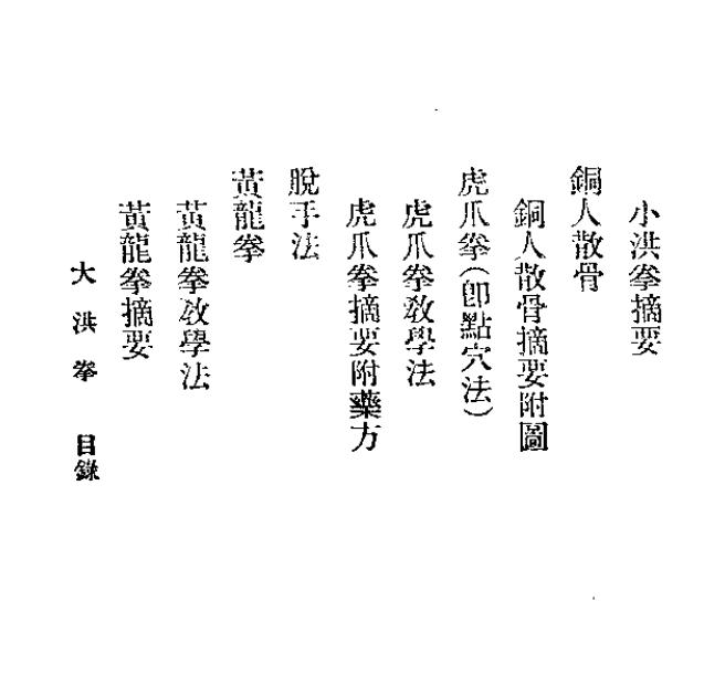 [大洪拳].汤吉人.扫描版电子书下载插图3