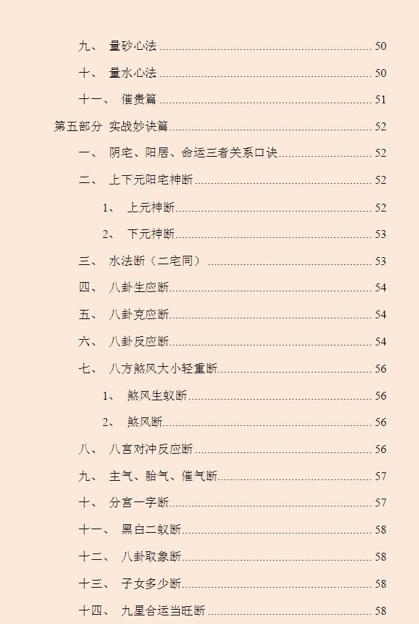大玄空风水学真经-电子书下载插图5