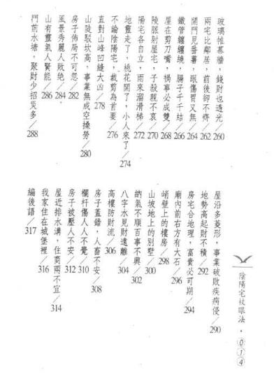 阴阳宅杖眼法·凌德修-风水学书籍电子书下载插图3