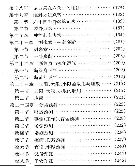 张成达-六爻卦例说明-电子书下载插图1