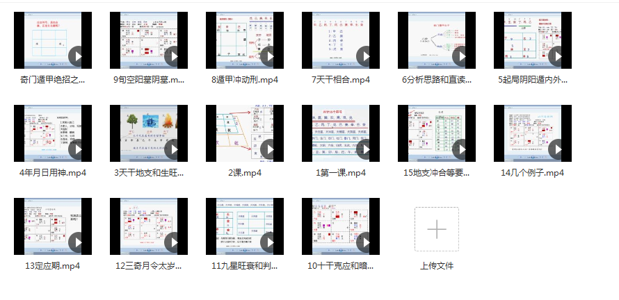 叶鸿生奇门遁甲录像阳盘奇门自学视频下载插图