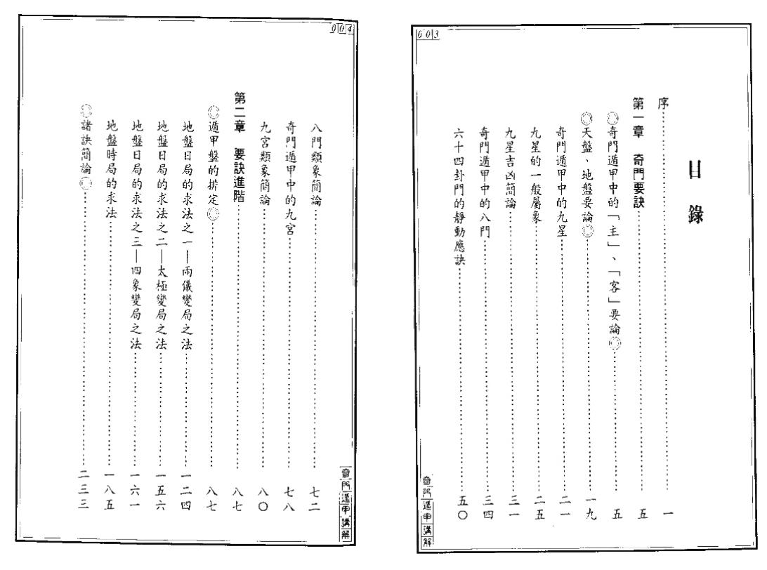 《奇门遁甲讲解》王士文-电子书下载插图1