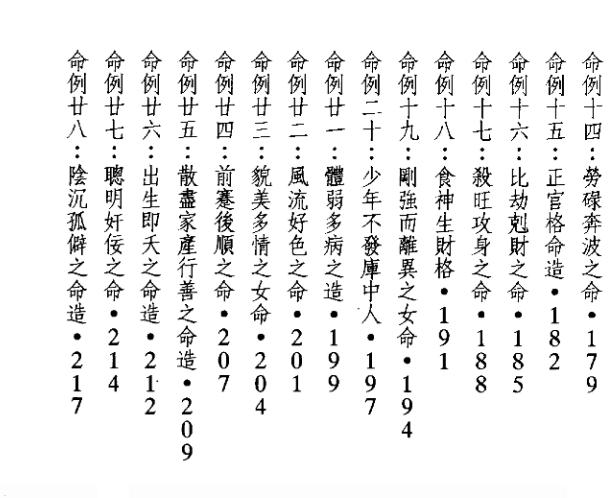 钟茂基:八字断验秘窍-电子书下载插图3