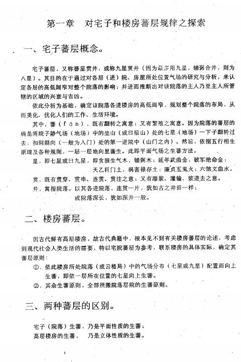 潘长军-城市高层楼房风水气场蕃层手册-电子书下载插图1