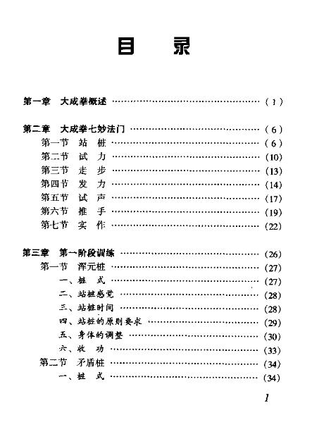 大成拳初学入门+李照山-电子书教程下载插图