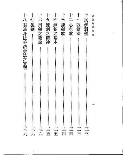 武当剑法大要(黄元秀)-电子书下载插图2