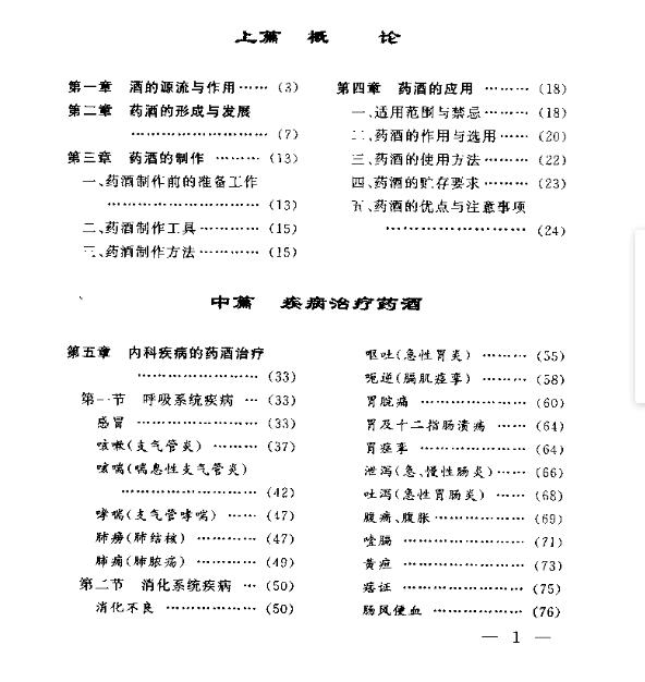 中国药酒配方大全-电子书下载插图1