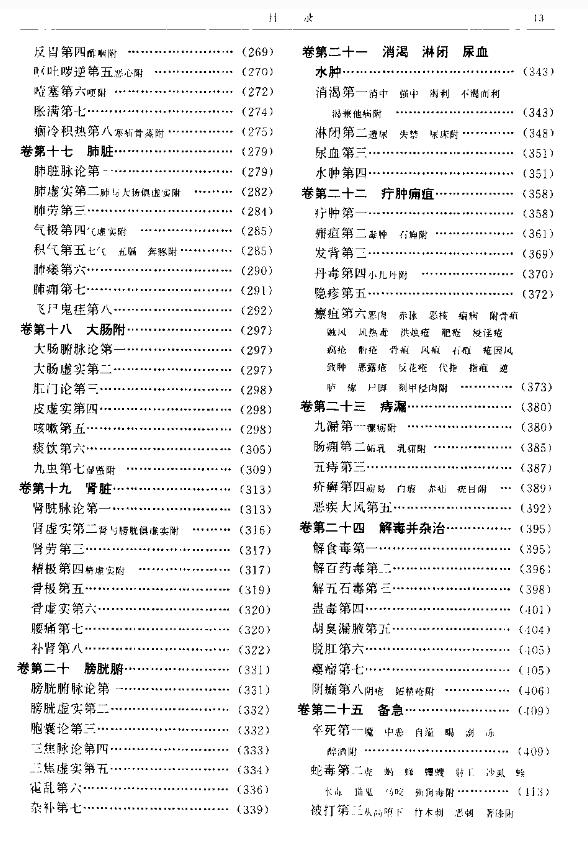 孙思邈千金方PDF电子书下载无水印插图3